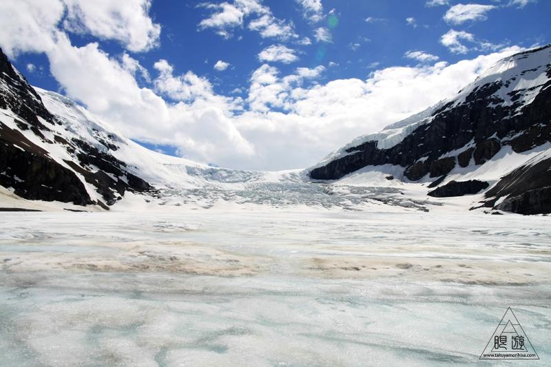 065 Columbia Icefield ~氷河の上を歩く~_c0211532_129326.jpg