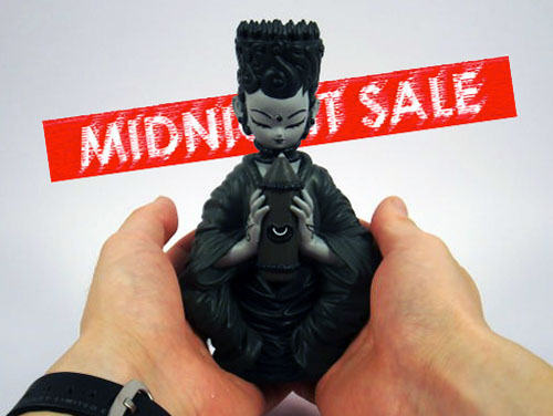 Art Dabutsu Tomenosuke Exclusive - Midnight Sale_a0077842_21104126.jpg