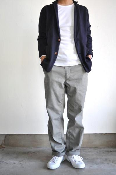 STILL BY HAND/スティルバイハンド Cut and Sewn 2B-Jacket