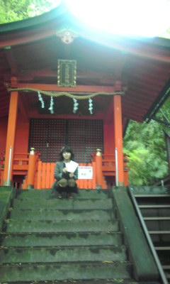 100924 秋分の日 幸運祈願in九頭龍神社♪_f0164842_171868.jpg