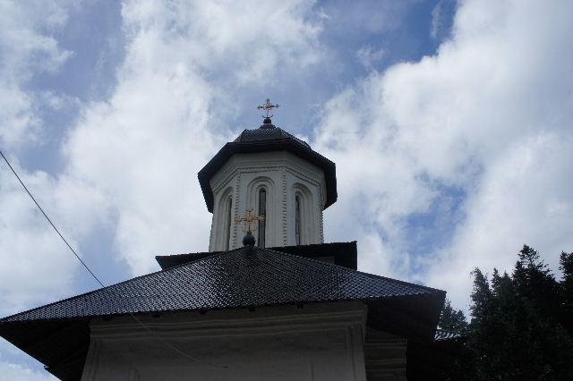 ルーマニア(15) シナイア修道院_c0011649_6352052.jpg