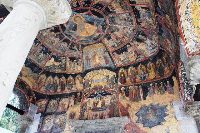ルーマニア(15) シナイア修道院_c0011649_649195.jpg