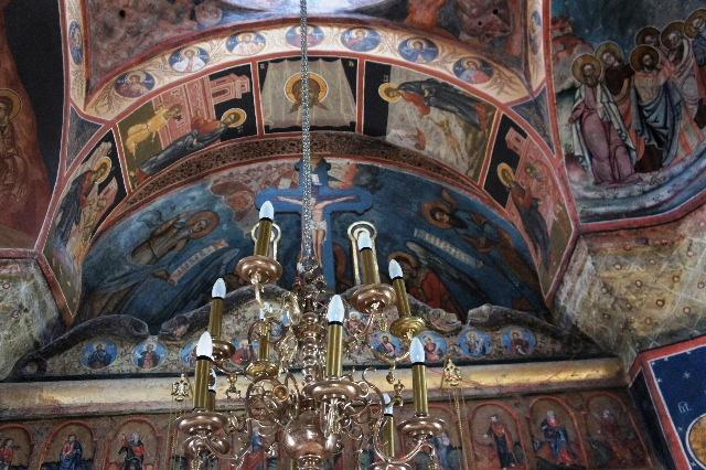 ルーマニア(15) シナイア修道院_c0011649_717359.jpg