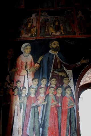ルーマニア(15) シナイア修道院_c0011649_739429.jpg
