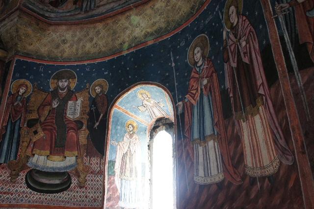 ルーマニア(15) シナイア修道院_c0011649_7452557.jpg