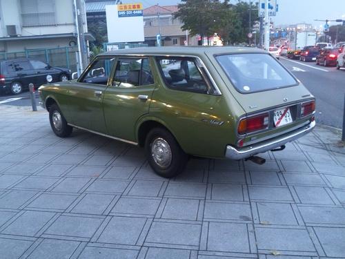 昭和な車。_a0163159_0551751.jpg