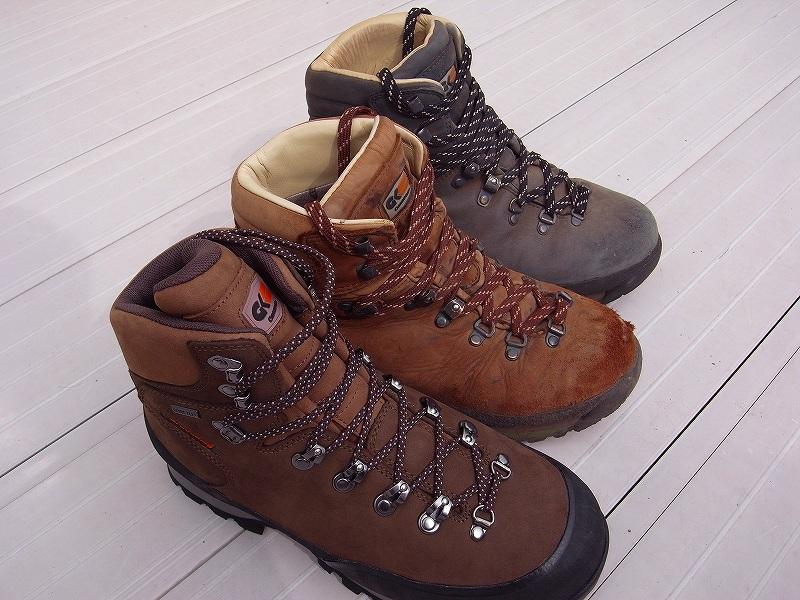 キャラバンの登山靴GK-69_f0138096_11251245.jpg