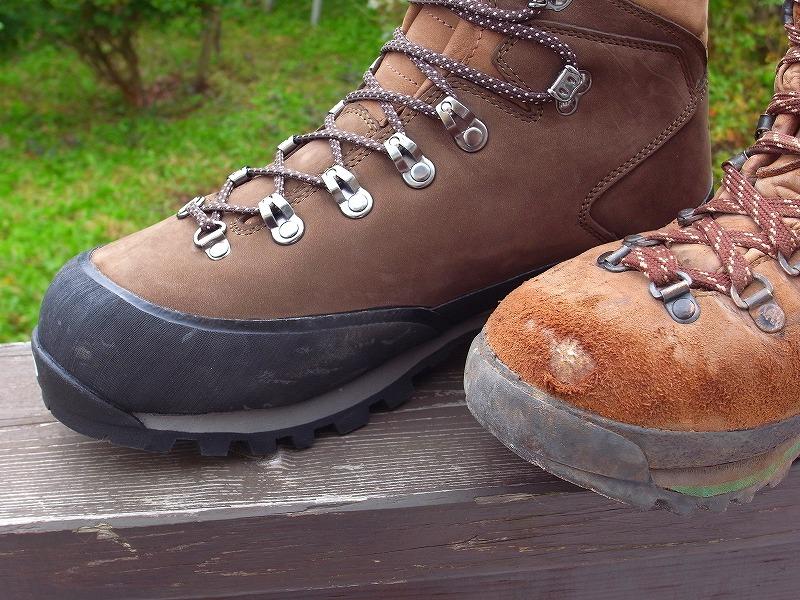 キャラバンの登山靴GK-69_f0138096_11252648.jpg