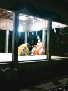 神様が集結する佐太神社。今日は神能の日。_e0094315_2126330.jpg