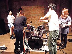 K-CUBIC工房自主トレ「ライブステージをつくろう!」_e0118827_1722664.jpg