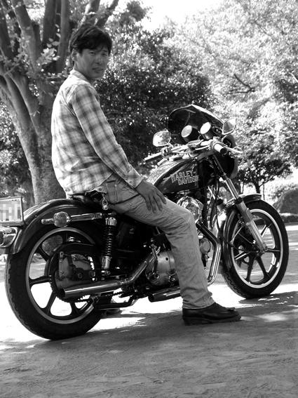 5COLORS 『 君はなんでそのバイクに乗ってるの?』#26_f0203027_1974441.jpg