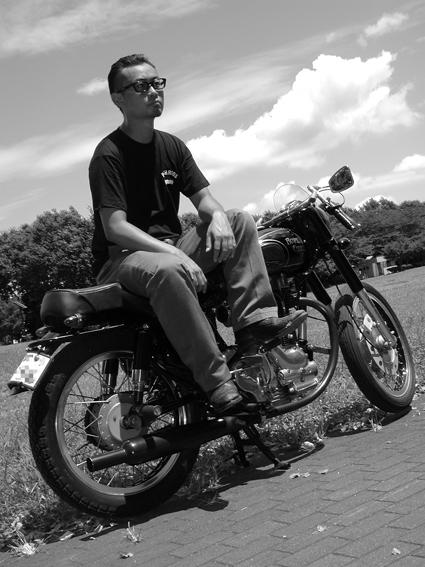 5COLORS 『 君はなんでそのバイクに乗ってるの?』#26_f0203027_198094.jpg