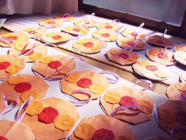 ハート 折り紙 折り紙 メダル アンパンマン : koubouyume.exblog.jp