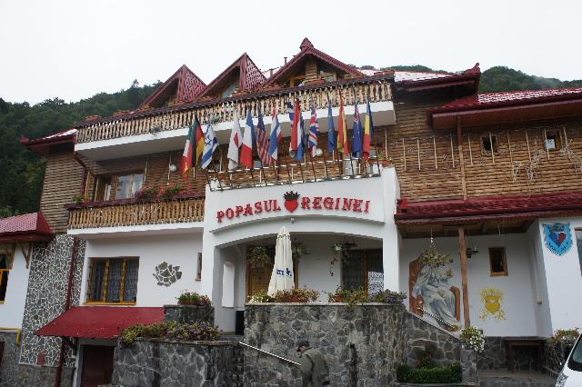 ルーマニア(17) レストランで昼食_c0011649_7135814.jpg