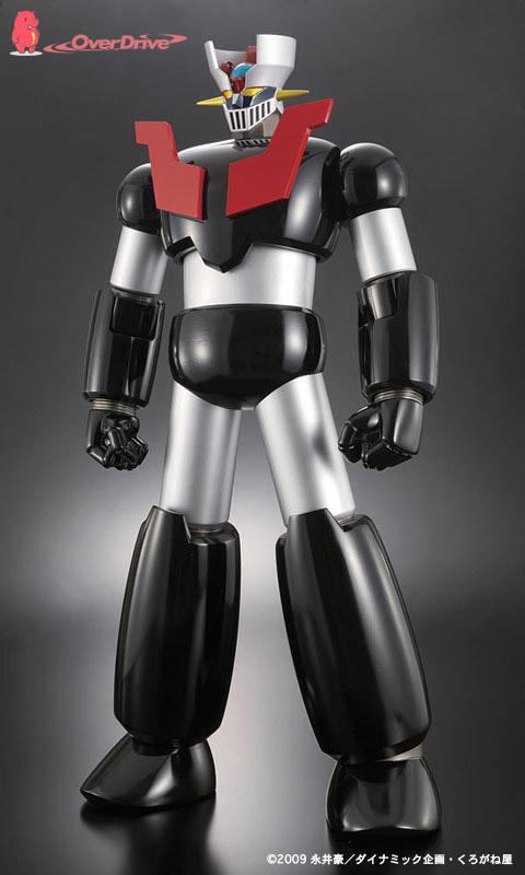 マジンガーZ が握る寿司ロボットが香りんに搬入!_c0110051_11343666.jpg