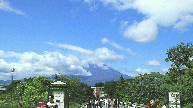 おお!富士山でましたな\(^O^)/_b0008655_1050413.jpg