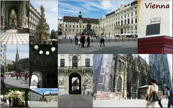 旅行7日目 Vienna(ウィーン) ①観光_b0125769_1818055.jpg