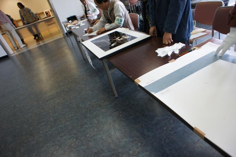 10年9月25日・県展作品搬入_c0129671_17522342.jpg