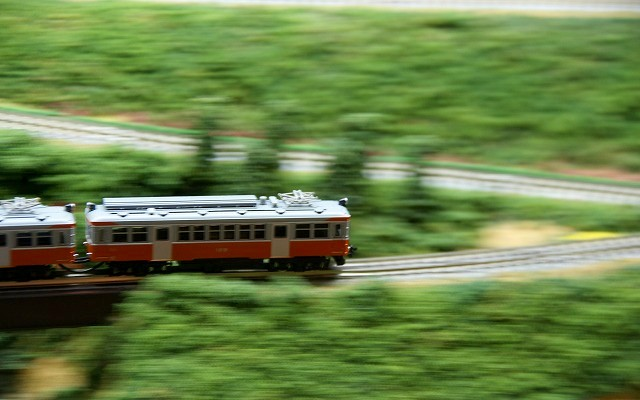 箱根登山鉄道模型のジオラマ_b0145398_20153153.jpg