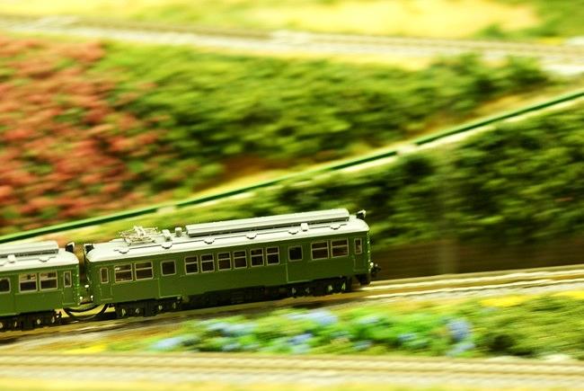 箱根登山鉄道模型のジオラマ_b0145398_20155280.jpg