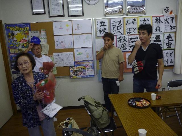 小学校ボランティア&草引き_b0054727_18413832.jpg