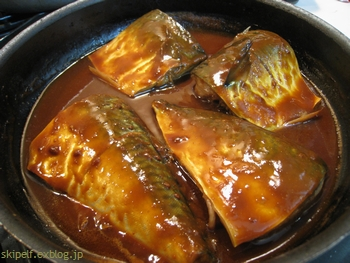 鯖の味噌煮♪_c0134734_2272667.jpg