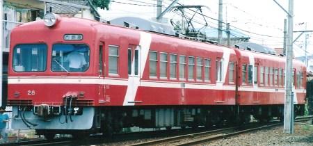 遠州鉄道 30形 モハ28+クハ82_e0030537_1442249.jpg