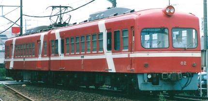 遠州鉄道 30形 モハ28+クハ82_e0030537_144724.jpg