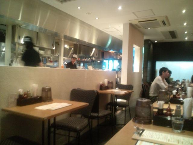 飲食モラトリアム2010 -中村屋@WeST PArK CaFE 吉祥寺店-_e0173239_21301261.jpg