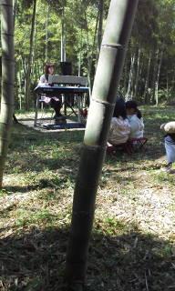 竹林コンサートへ_c0186441_20261139.jpg