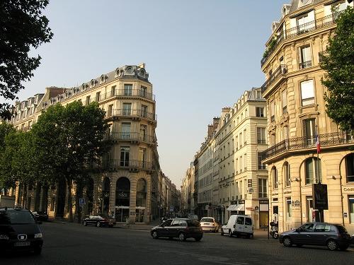 Paris2009 #1 Hyatt Regency Paris-Madeleine_f0169341_20453869.jpg