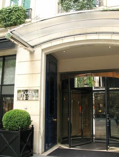 Paris2009 #1 Hyatt Regency Paris-Madeleine_f0169341_20462954.jpg