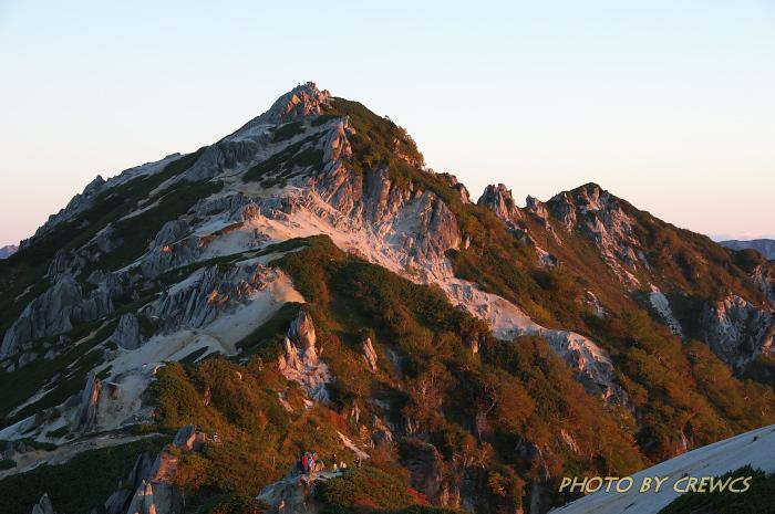 燕岳へ_e0056449_19112543.jpg