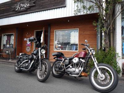 本日のバイク!_f0194657_16403419.jpg