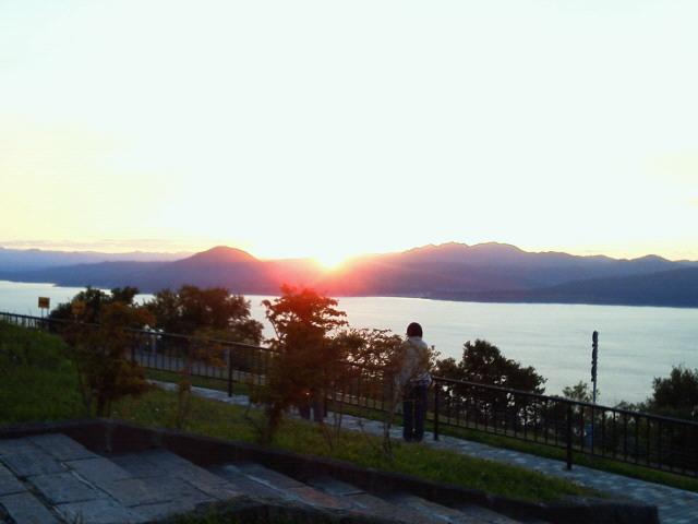 夕焼け_b0093660_1716929.jpg