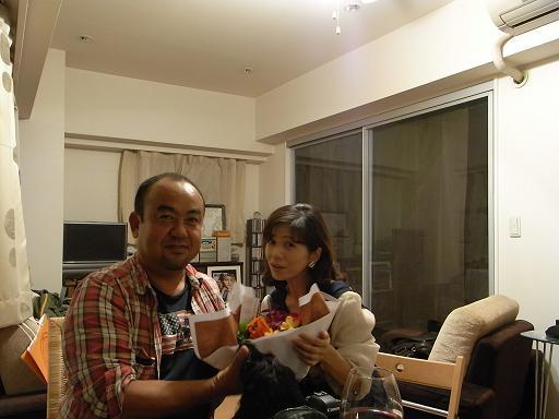 てんもりさんと八丁堀女将亭へ・・・。_f0110663_226614.jpg
