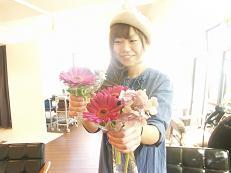今週のお花♪_f0202682_1041120.jpg