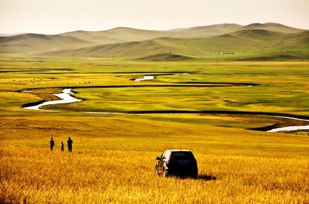 ■モンゴルの草原_e0094583_1224834.jpg