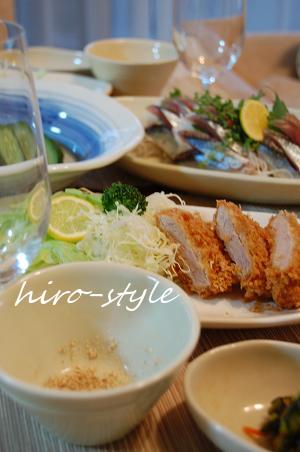 秋刀魚の誘惑*_c0128886_756331.jpg
