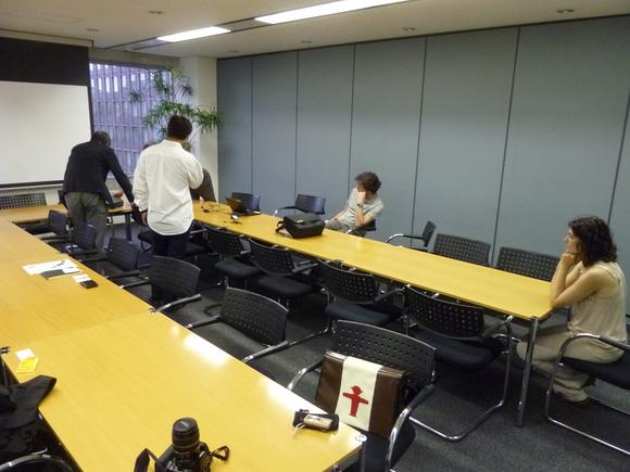Tokio初日、初めから飛ばしました!_c0180686_0332874.jpg