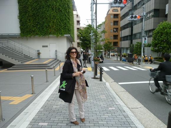 Tokio初日、初めから飛ばしました!_c0180686_0342478.jpg
