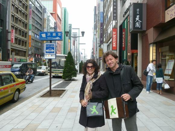Tokio初日、初めから飛ばしました!_c0180686_0393697.jpg