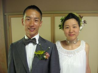 Happy Wedding!!_c0204289_21212538.jpg