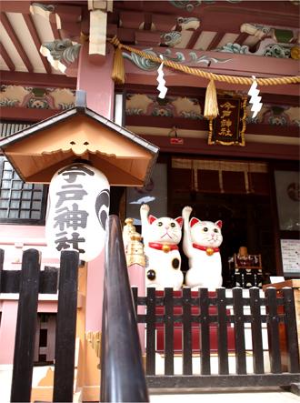 東京下町、神様散歩。_d0174704_13533428.jpg