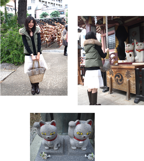 東京下町、神様散歩。_d0174704_1428289.jpg