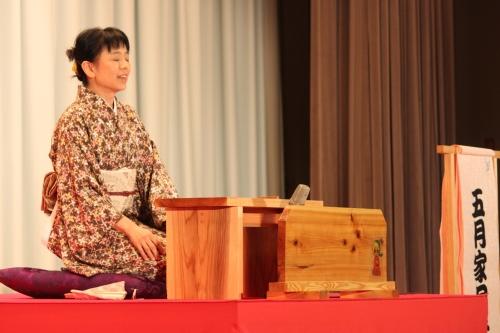 ふくい女性落語大会 最終結果!_f0229508_9535626.jpg