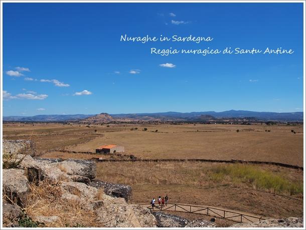 サルデニアを観る ~謎の建造物 Nuraghe・ヌラーゲ~_f0229410_22571276.jpg