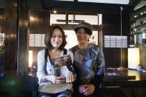 月の祭り展最終日@古民家ギャラリーかぐや~横浜アート動物園最終日@MOONCAT_f0006713_8261738.jpg