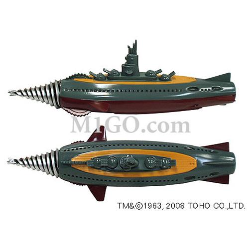 「海底軍艦」轟天号:昔の日本人はこんなことを考えていた!_e0171614_11444182.jpg
