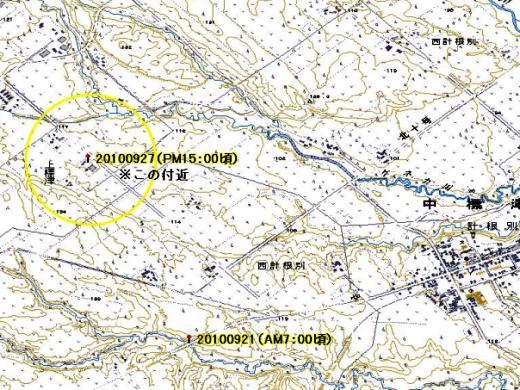 2010年9月27日(月):キムンカムイとラウラウ_e0062415_1956353.jpg